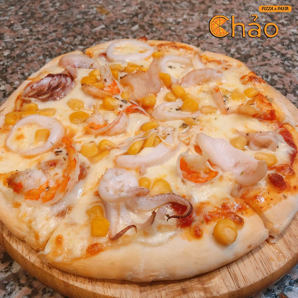 Pizza Chảo