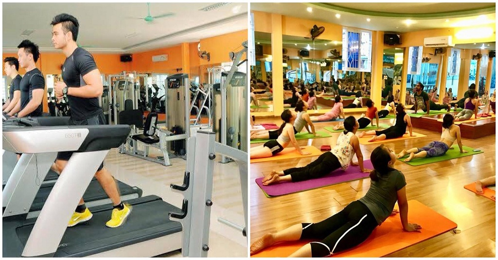 Tâm Đan Fitness, Yoga & Spa centre