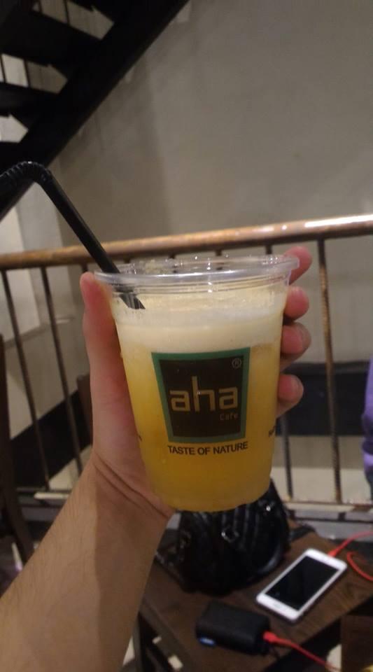 AHA Cafe