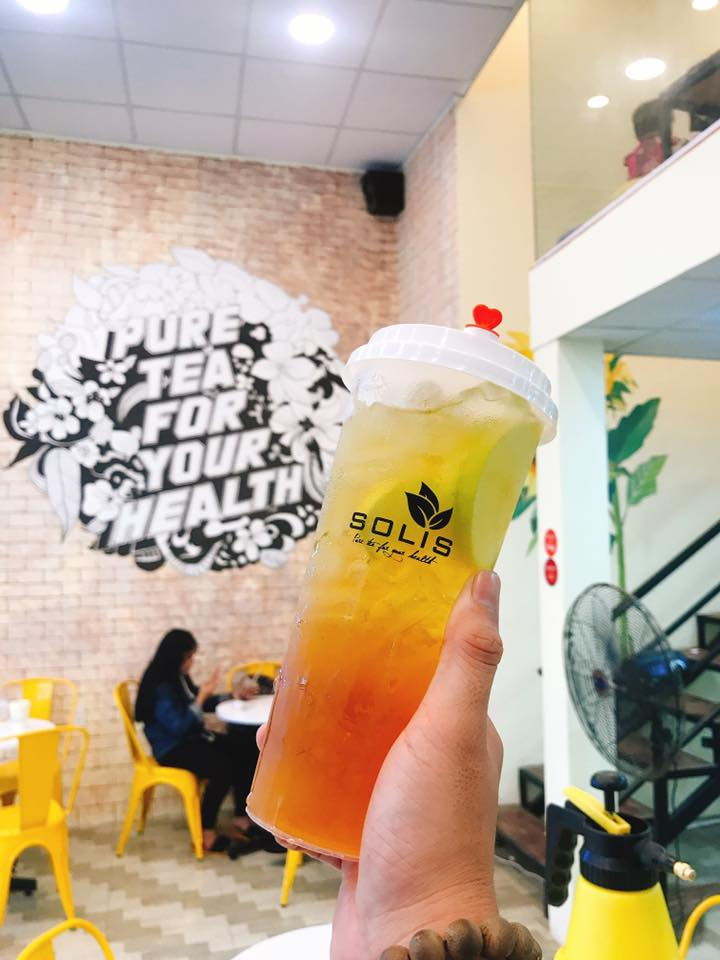 Solis Milk Tea