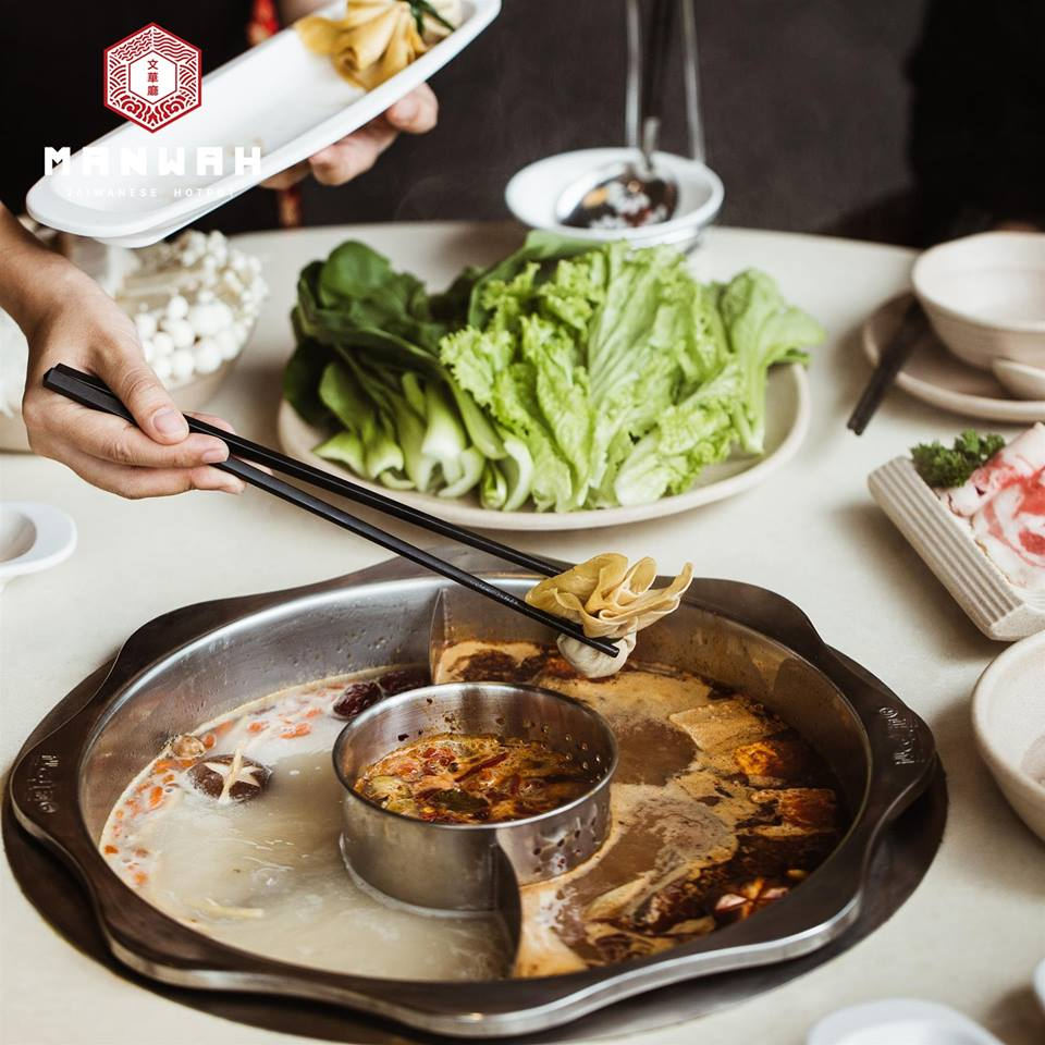 Manwah - Taiwanese Hot Pot