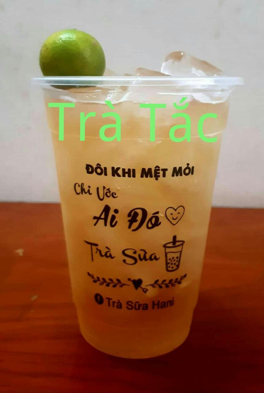 Trà sữa Hani