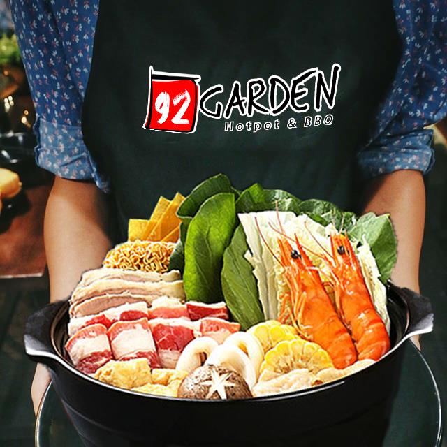 92 Garden - Hotpot & BBQ