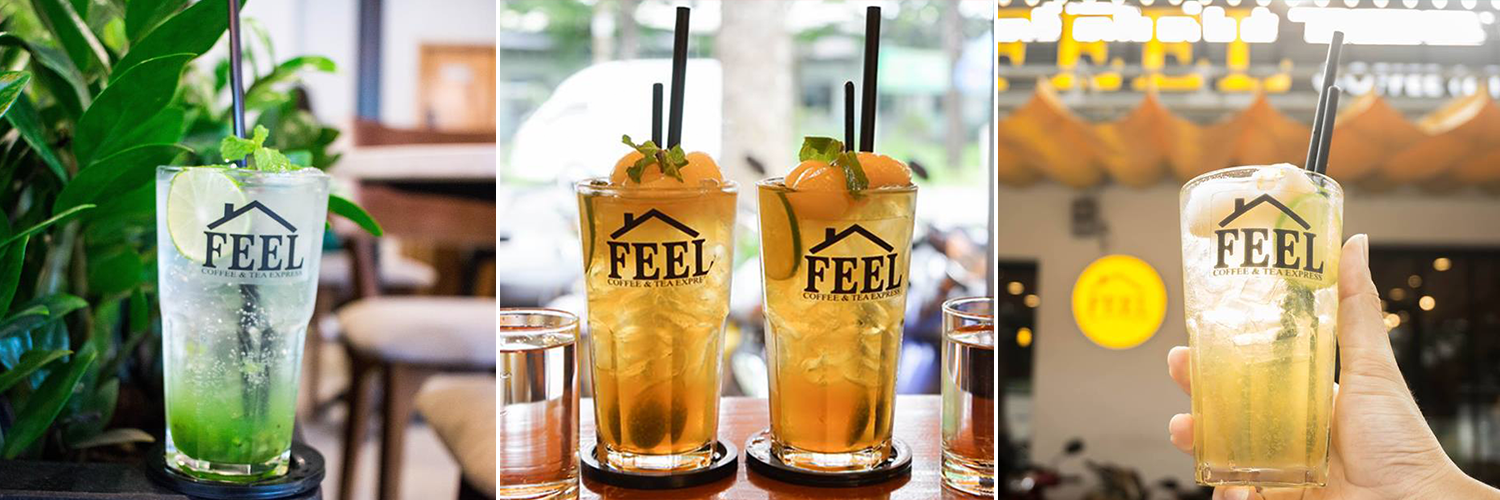 Feel Coffee & Tea Express