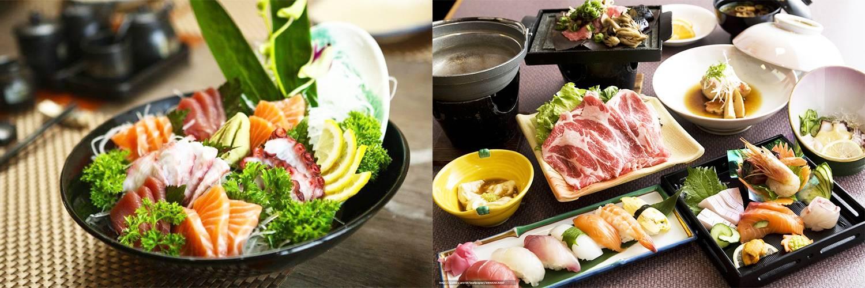Sashimi BBQ Garden