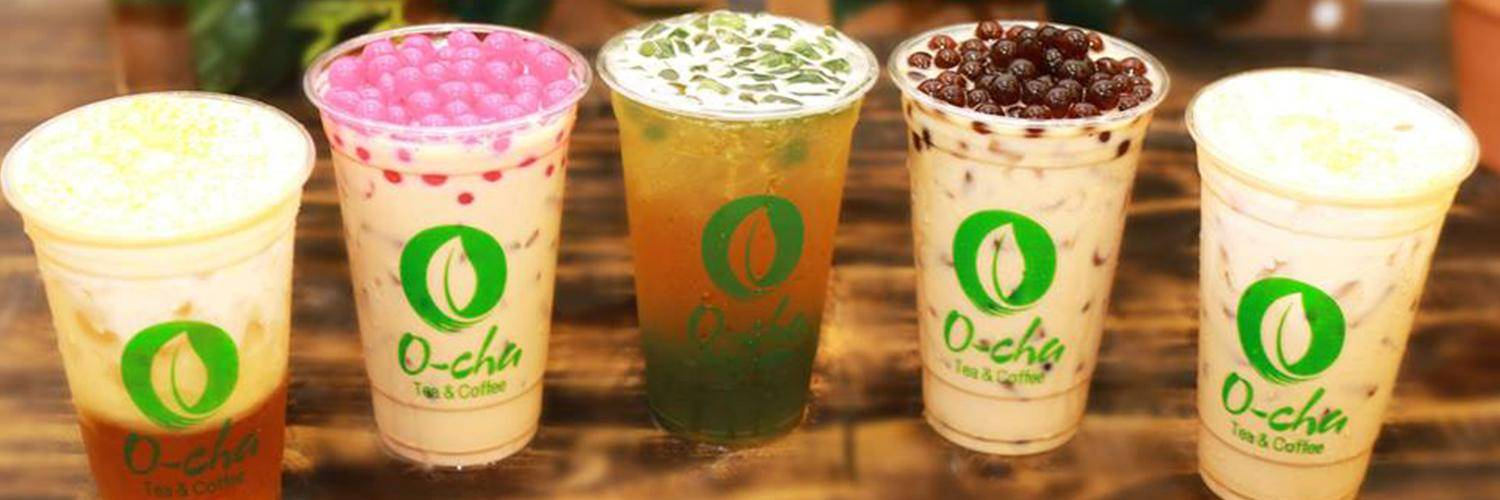 O'Cha Milk Tea & Coffee