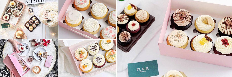 Flair Cupcakes