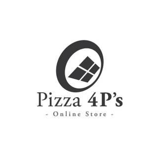 Pizza 4P's Online Store