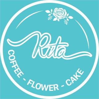 RITA coffee flower cake