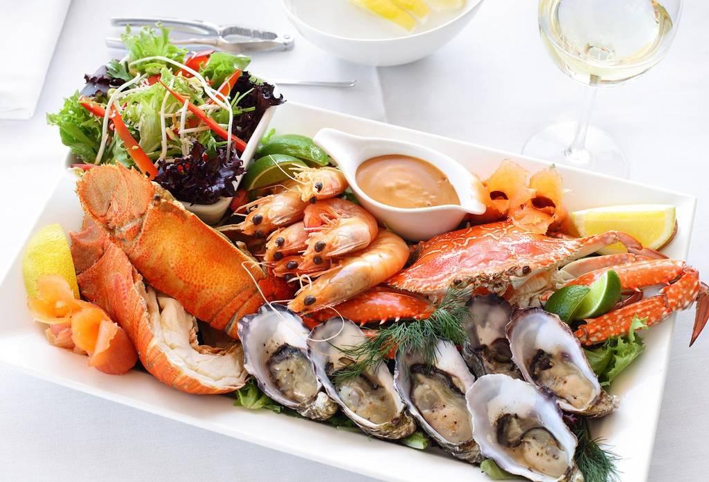 Tadifar - Seafood Restaurant