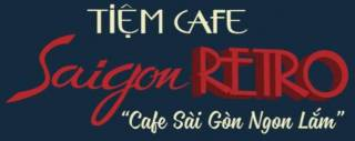 Tiệm Cafe Saigon Retro