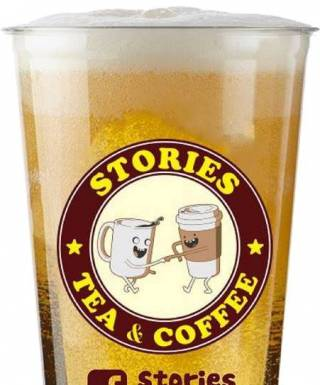Stories - Tea & Coffee