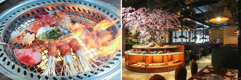 Hong Kong New Buffet BBQ & Hotpot