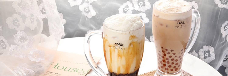 ZeBee Milk Tea
