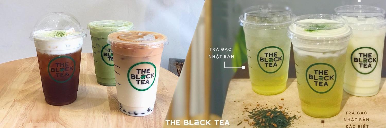 THE BLACK TEA