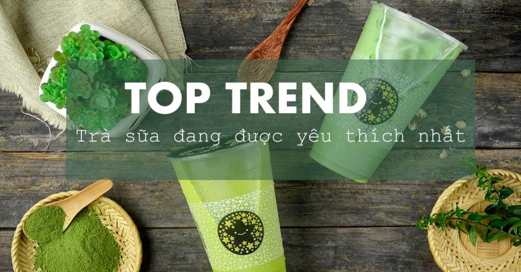 Trà Sữa Top Trend