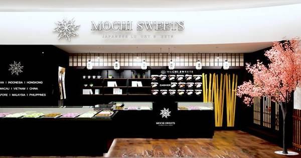 Mochi Sweets