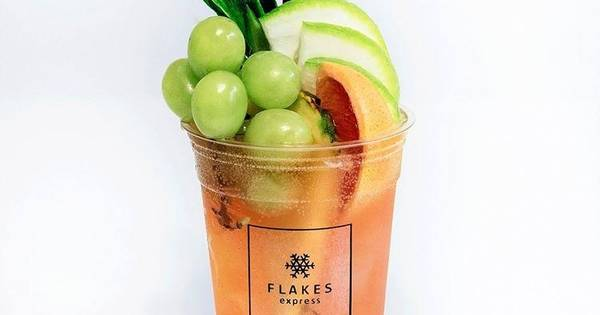 Flakes Cool Drinks Express
