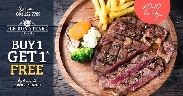 Le Bon Steak de Vinh Thu