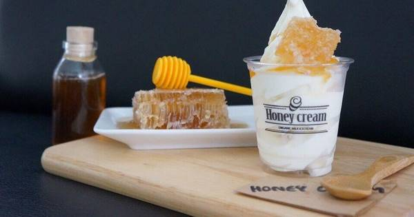 Honey Cream