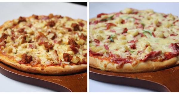 nang cap ban tiec chi voi 135k khi dung pizza size l bat ky