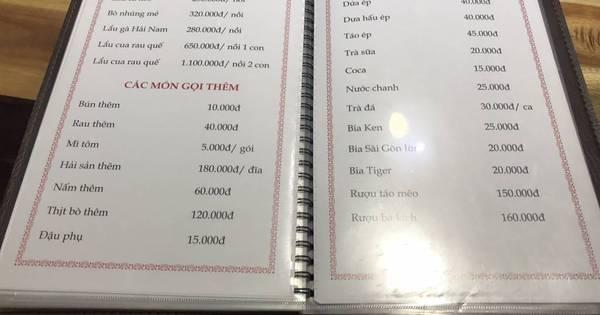Nhà hàng Thuỳ Dương