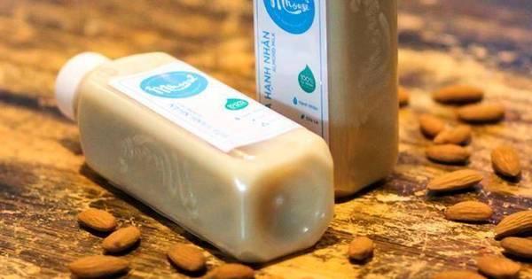 Sữa Hạt Dinh Dưỡng M.House