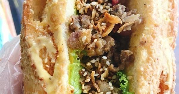 Tasty Toasty - Bánh Mì Đắp Chăn