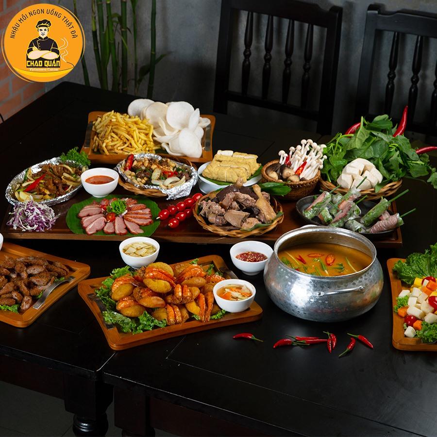 Nhà hàng Chao Quán