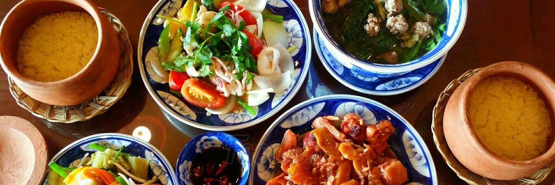 Nhà hàng Kon Tum xanh