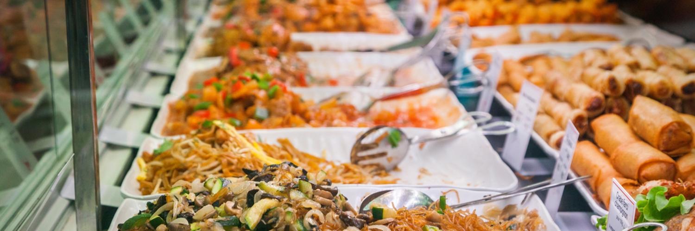 Riverside Cafe Buffet