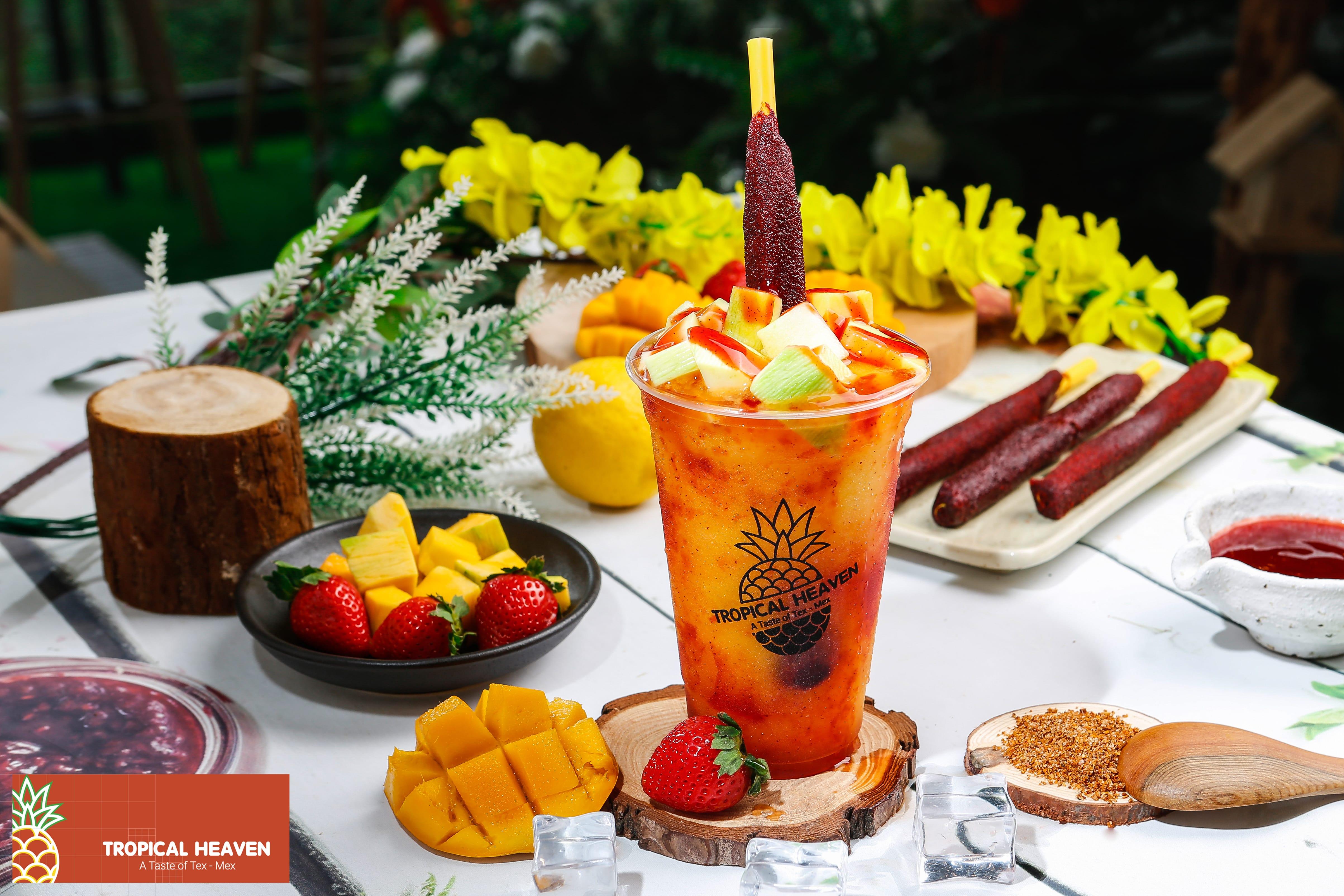 Spicy Mango Tropical Heaven