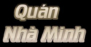 Quán Nhà Minh