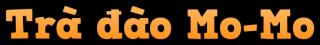Trà đào Mo-Mo