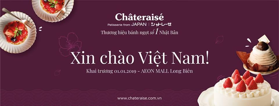 Chateraise Vietnam