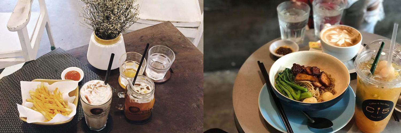 CI5 Coffee & Tea House