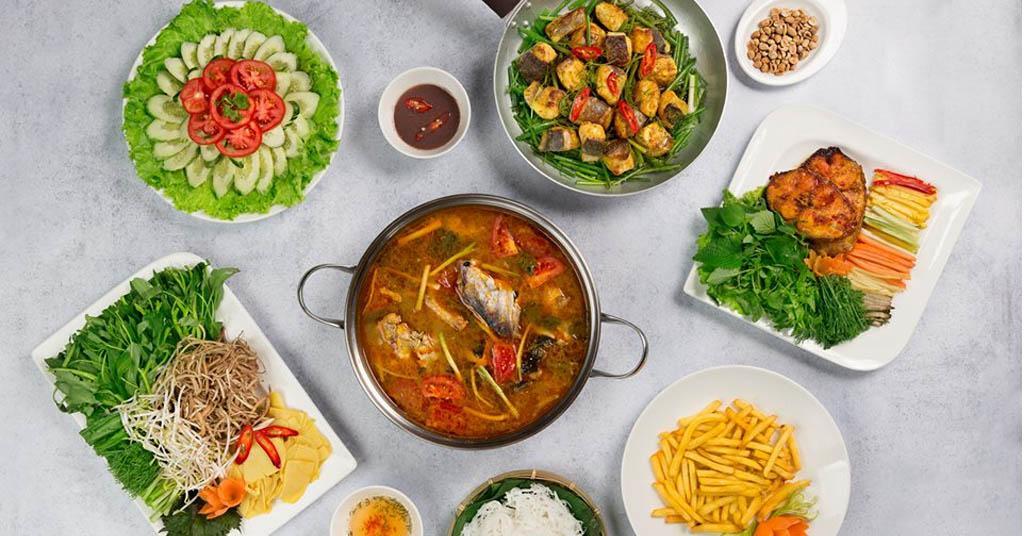 Chả cá Gia Nguyễn