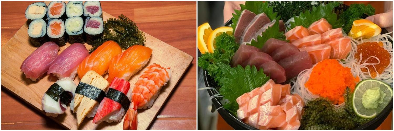 Sushi Cô Chủ Nhỏ