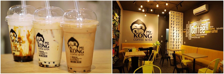 Mr Kong Coffee & Tea