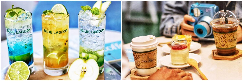 Blue Lagoon Coffee