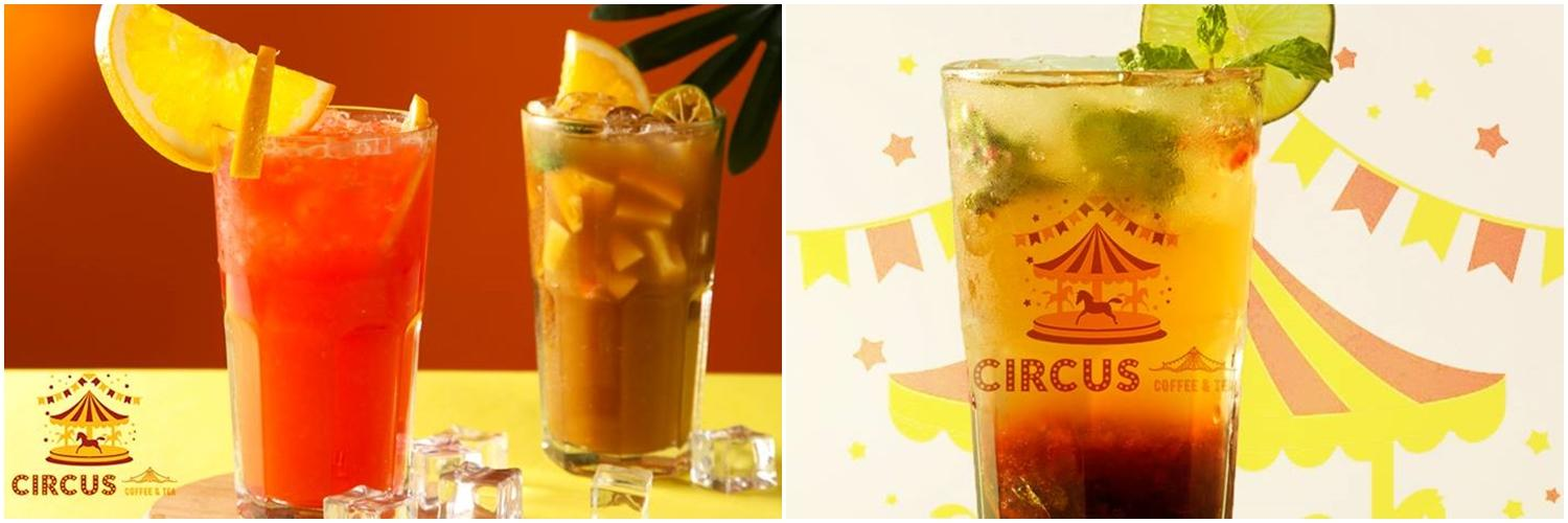 Circus Coffee & Tea