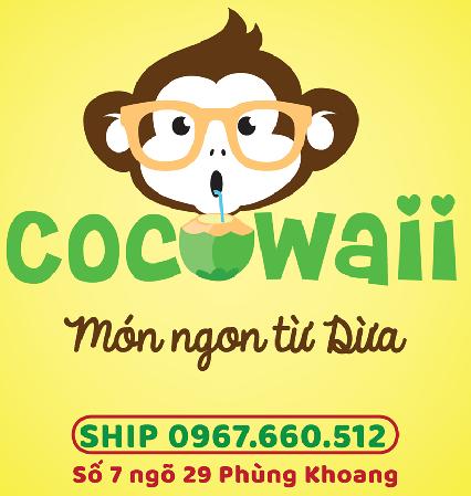 Cocowaii - Món ngon từ Dừa