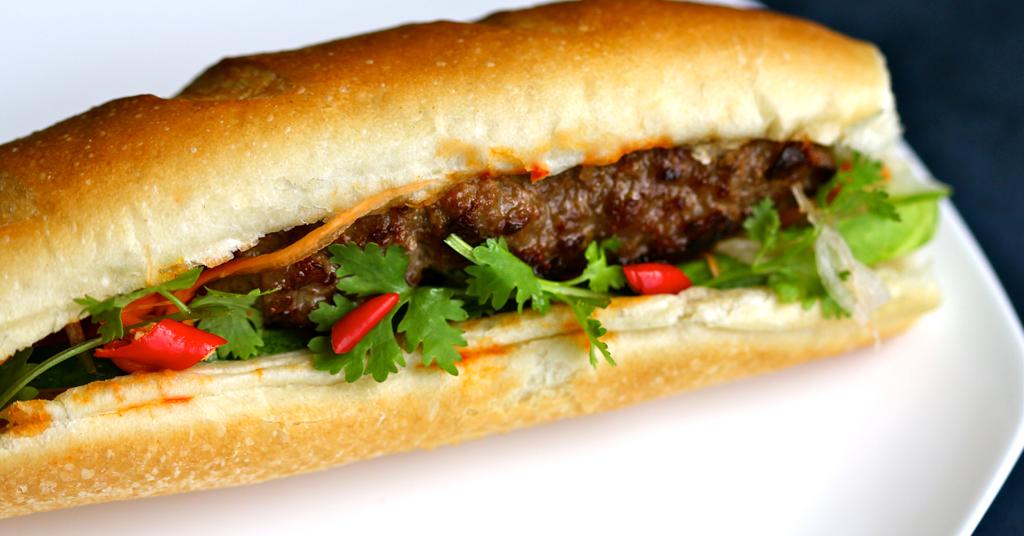 Bánh mì Hương Lan