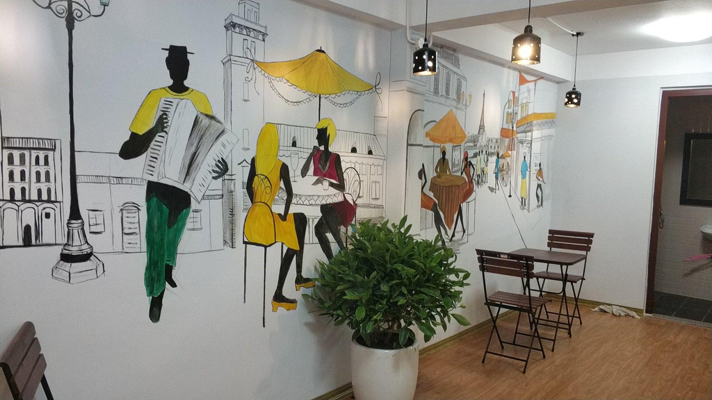 Le Ciel Cafe