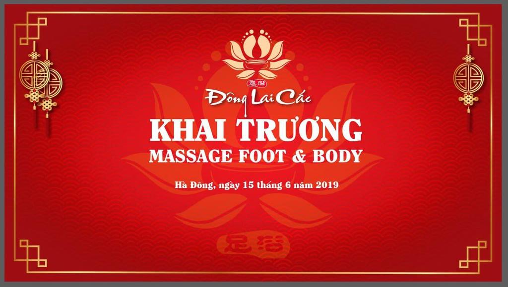 Massage Đông Lai Các