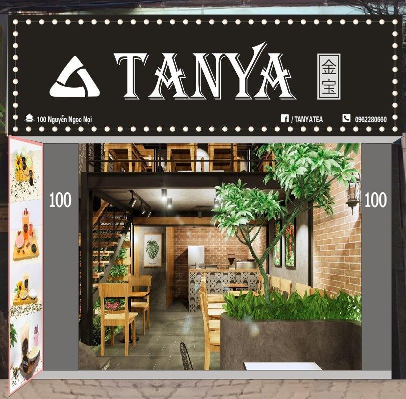 TANYA TEA