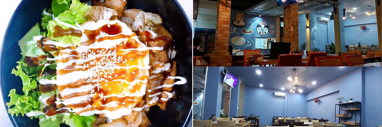 Mukbang - Nhà hàng Hàn Quốc