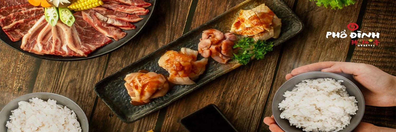 Uraetei BBQ Japan - Nhà Hàng Phổ Đình