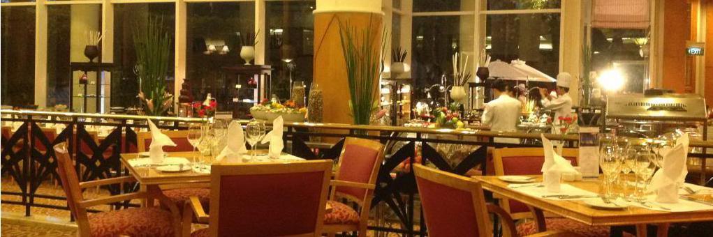 Nhà hàng Buffet Atrium Cafe