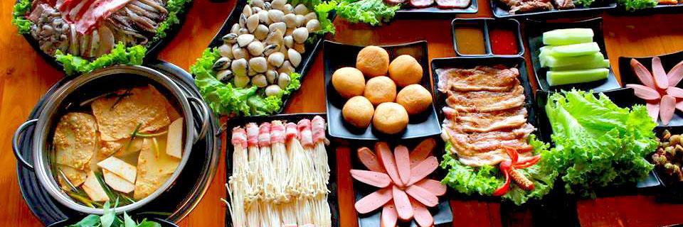 Buffet Lẩu Nướng Linh Nguyễn
